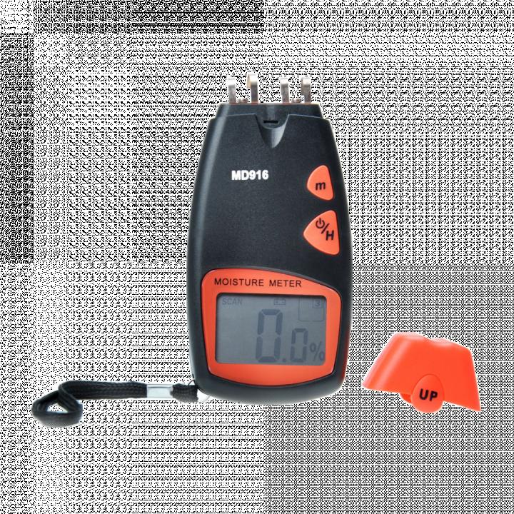 Đồng hồ đo ẩm giấy M&MPro HMMD916