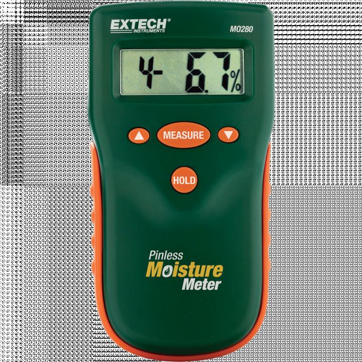 Máy đo độ ẩm vật liệu Extech MO280