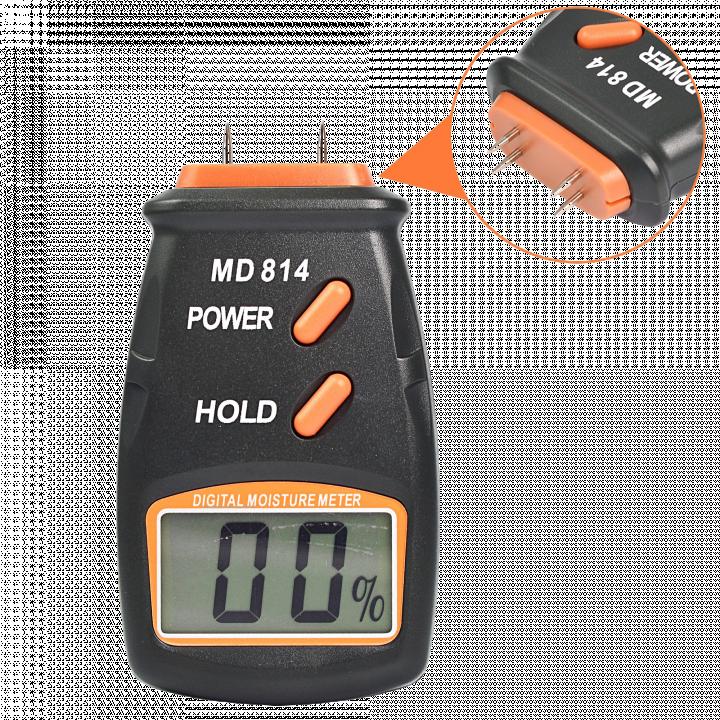 Đồng hồ đo ẩm gỗ M&MPro HMMD814