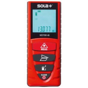 Máy đo khoảng cách laser Sola VECTOR 40