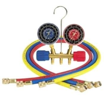Đồng hồ nạp GAS lạnh có ống dẫn VALUE