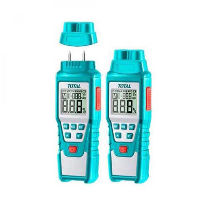 Máy đo độ ẩm gỗ Total TETWM01