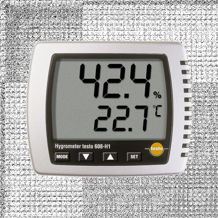 Máy đo độ ẩm Testo 608-H1 0560 6081