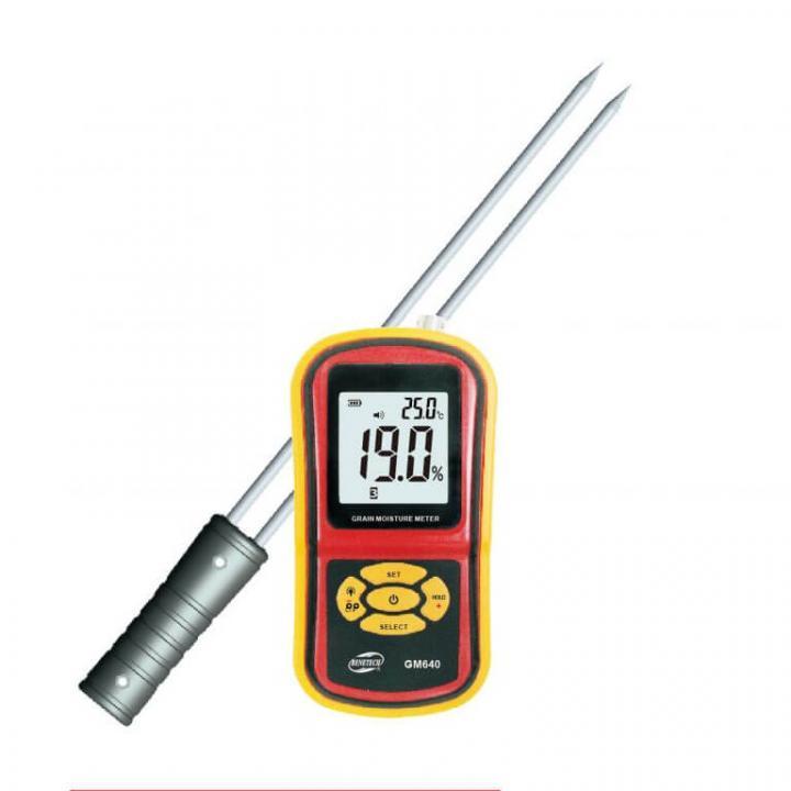 Máy đo độ ẩm cho hạt BENETECH GM640