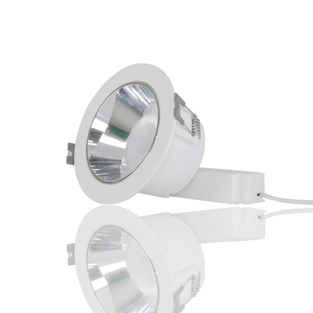 Đèn LED Downlight đổi màu 12W COB