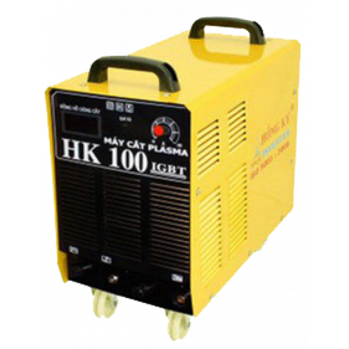 Máy cắt Plasma Inverter Hồng Ký 100 Ampe - 380V HK100IGBTPlasma-380V