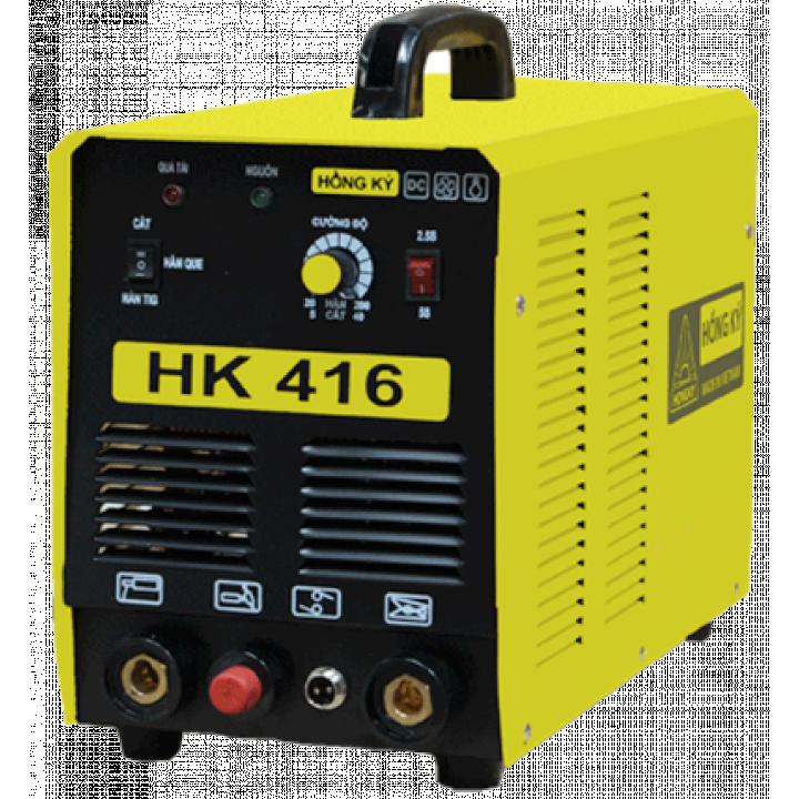 Máy hàn que - Tig - cắt Plasma Inverter Hồng Ký 220V HK416-220V