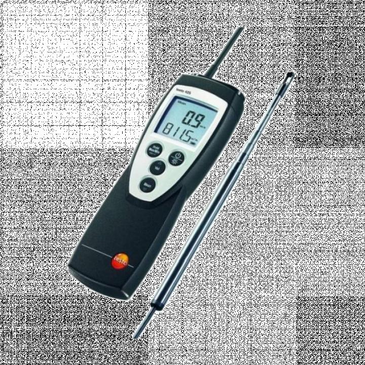 Máy đo vận tốc gió với cảm biến dây nhiệt Testo 425 0560 4251