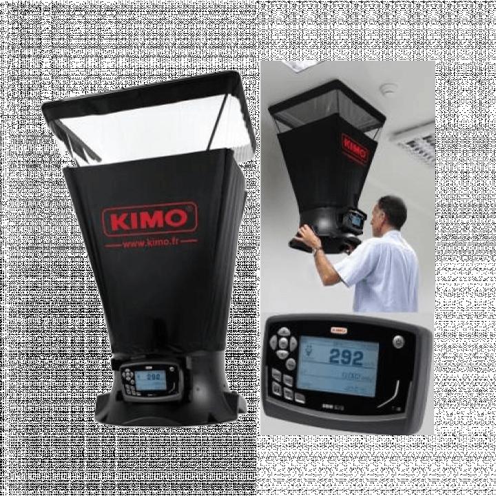 Máy đo lưu lượng khí Kimo DBM610