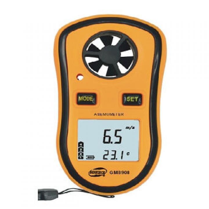 Máy đo tốc độ gió BENETECH GM8908