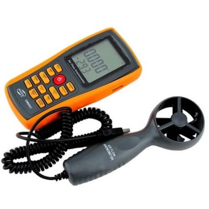 Máy đo tốc độ gió BENETECH GM 8902