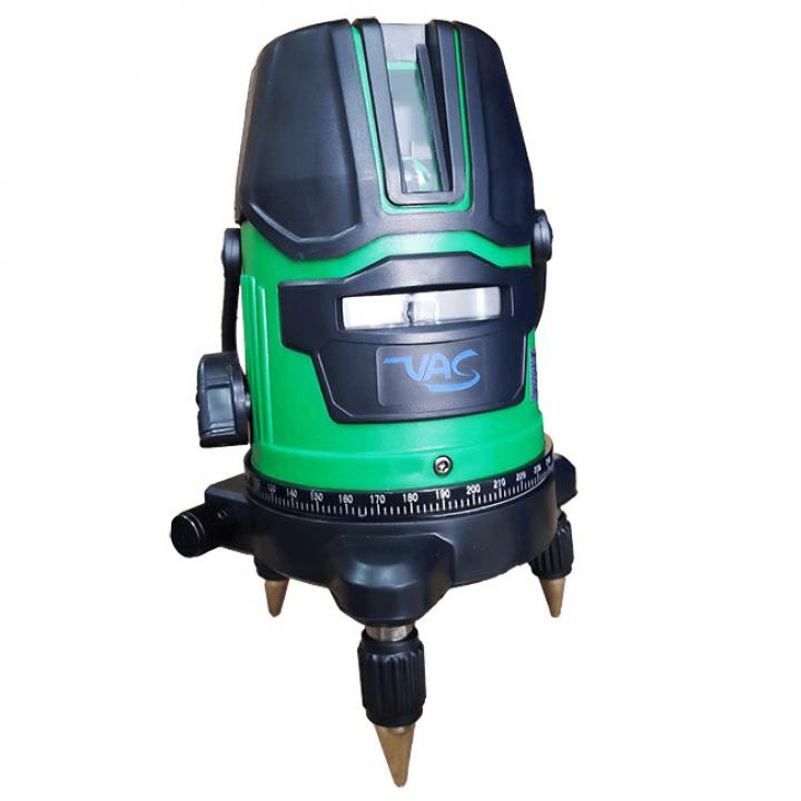 Máy cân bằng lazer 5 tia (tia xanh) VAC VAC3202