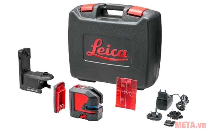Máy cân mực laser Leica LINO L2P5 New