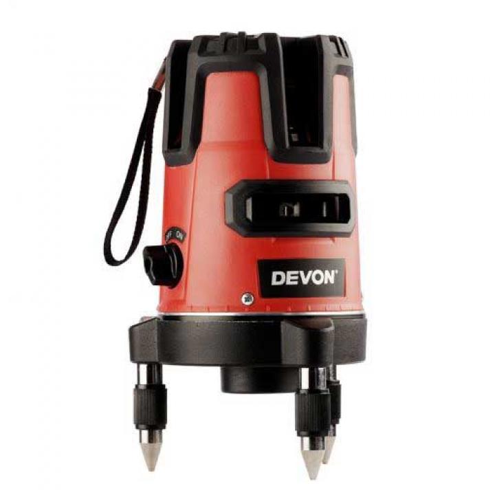 Máy cân mực laser chuyên nghiệp Devon 9319-3XG-Li (3 tia xanh)