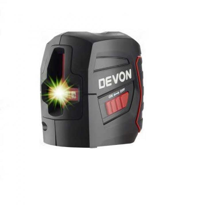 Máy cân mực laser chuyên nghiệp Devon LL2XG (2 tia xanh)