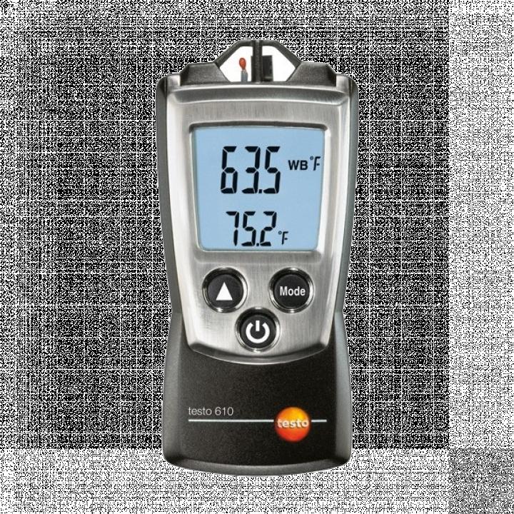 Máy đo độ ẩm, nhiệt độ Testo 610 0560 0610