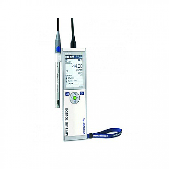 Máy đo độ dẫn điện cầm tay Mettler Toledo S7-Field Kit
