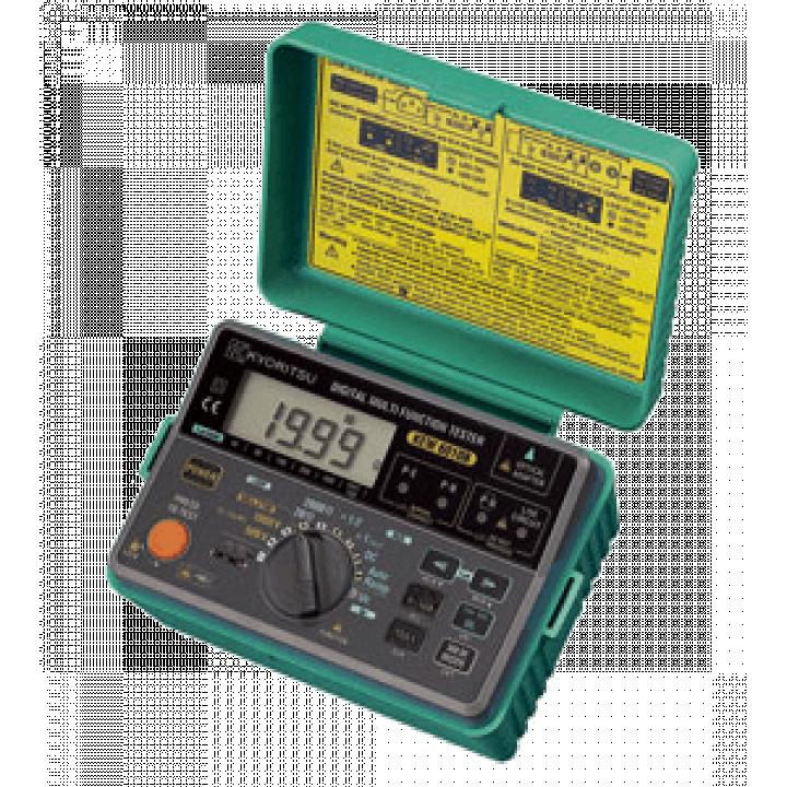 Thiết bị đo nhiều chức năng (Thông mạch,mạch vòng, test điện trở đất….) Kyoritsu 6010B