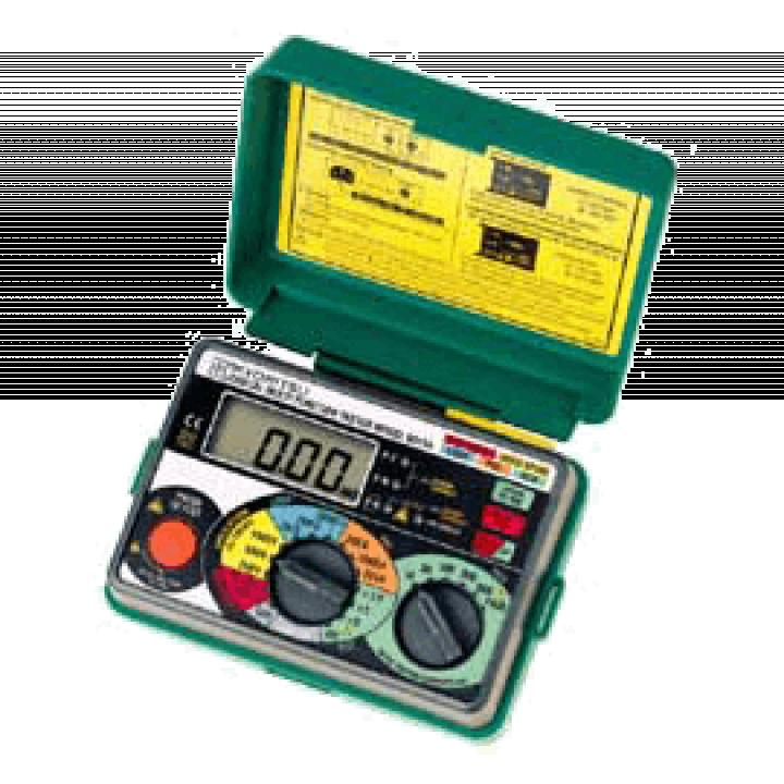 Thiết bị đo nhiều chức năng (Thông mạch,mạch vòng, test điện trở đất….) Kyoritsu 6011A