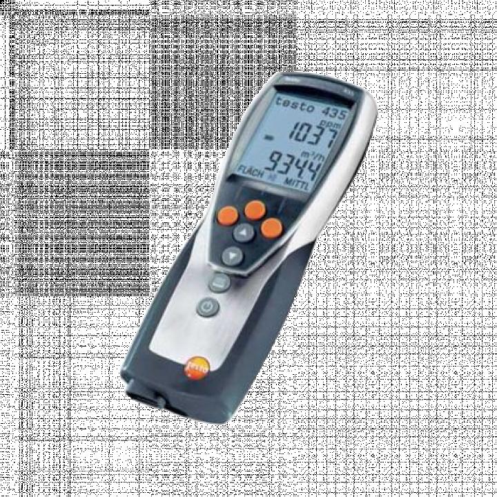 Máy đo đa năng có bộ nhớ dữ liệu Testo 435-2 0563 4352