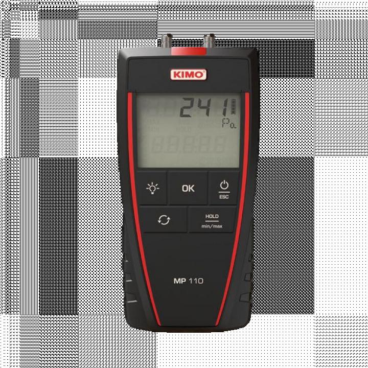 Máy đo áp suất chêch lệch Kimo MP110
