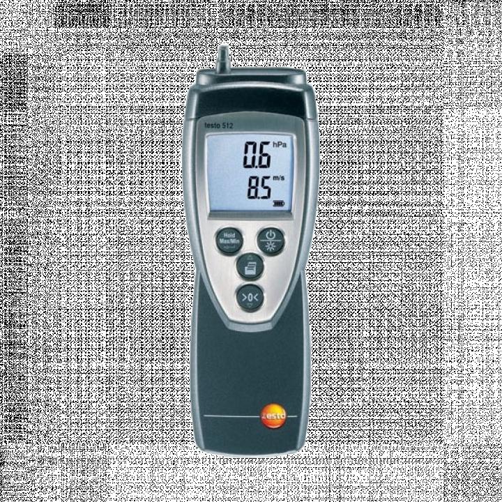 Máy đo áp suất Testo 512 0560 5127 (0 đến 20hPa)