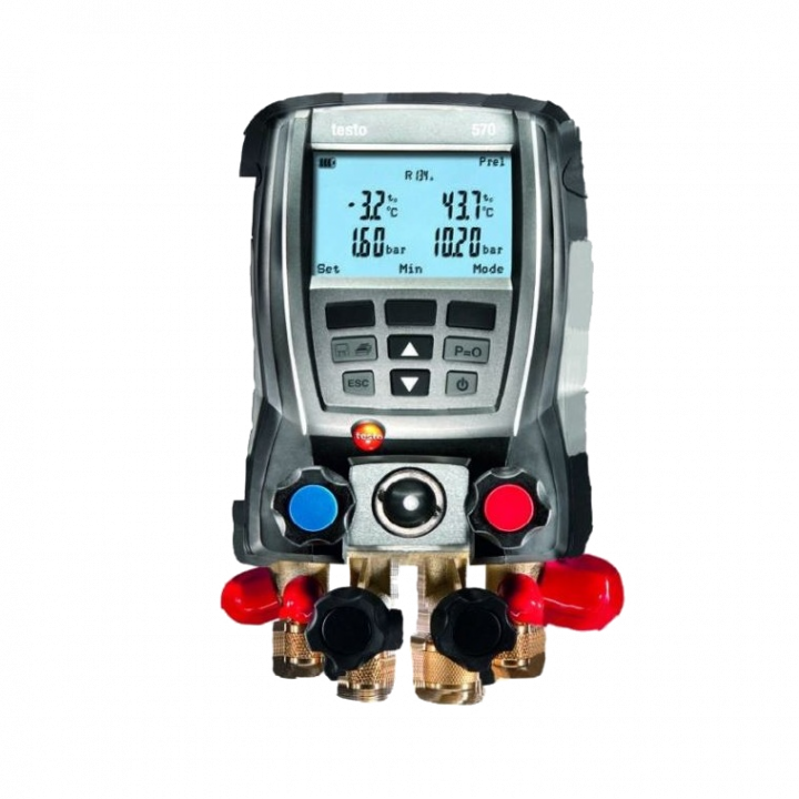 Máy đo áp suất Testo 570-1 set 0563 5701