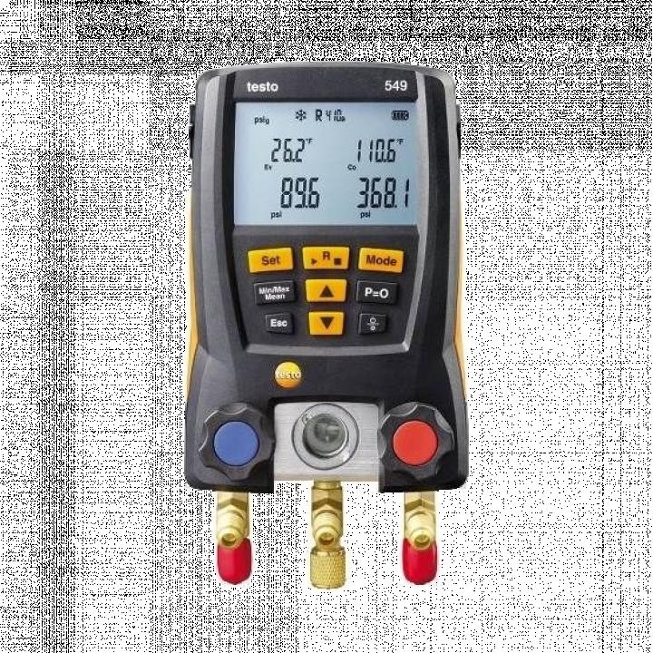 Máy đo áp suất điện lạnh Testo 549 0560 0550