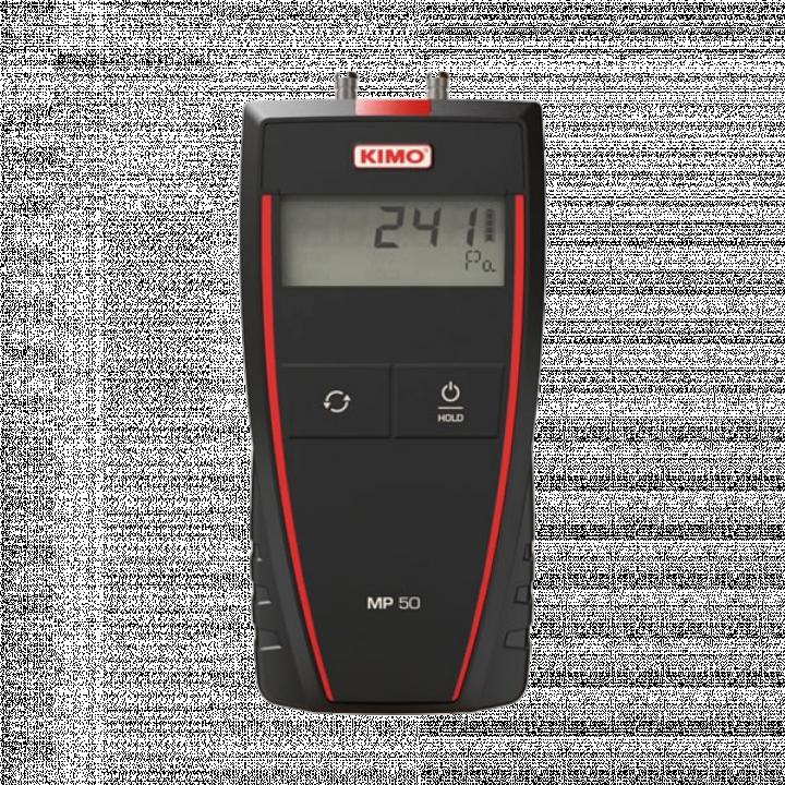 Máy đo áp suất chêch lệch Kimo MP51