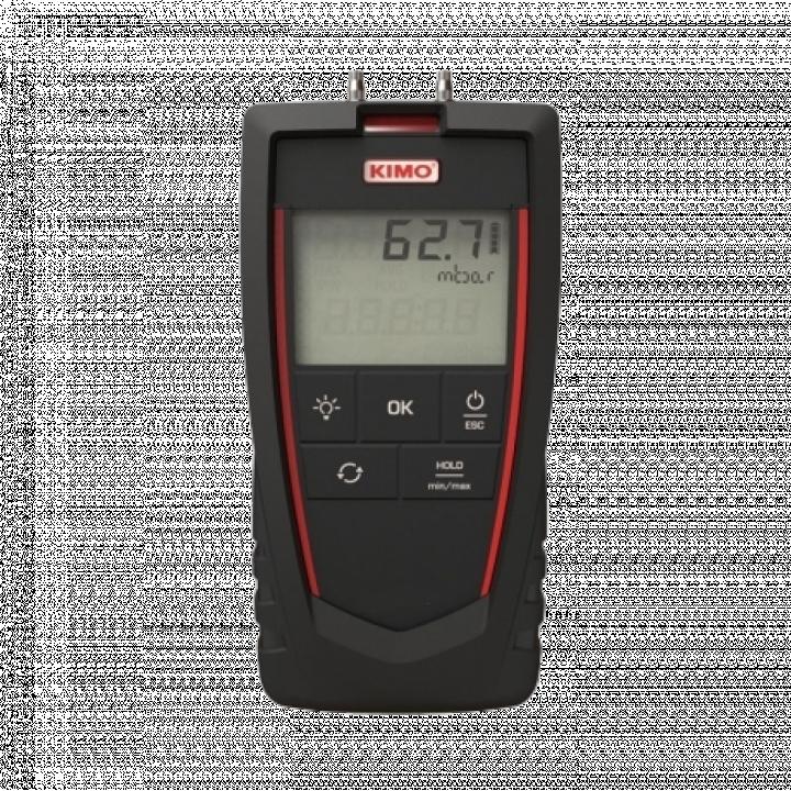 Máy đo áp suất chêch lệch Kimo MP115