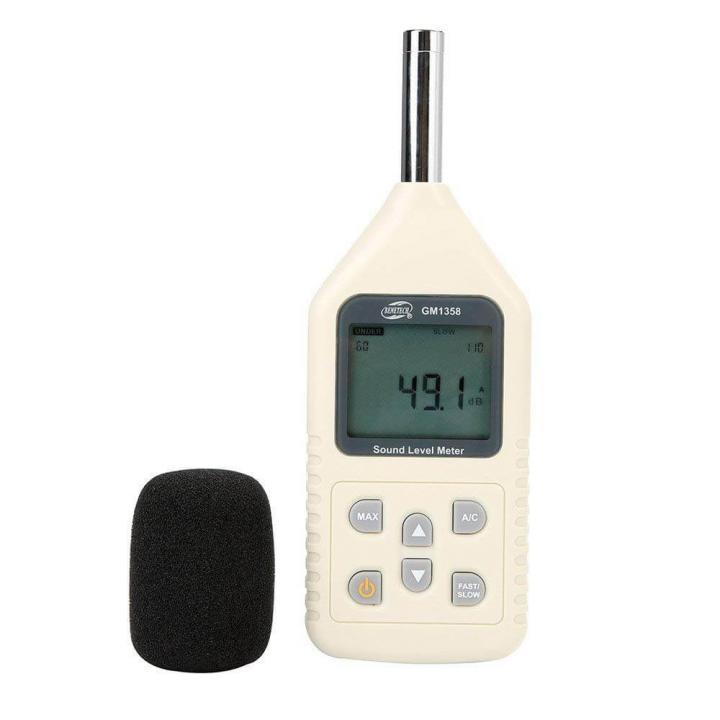 Máy đo độ ồn BENETECH GM1358