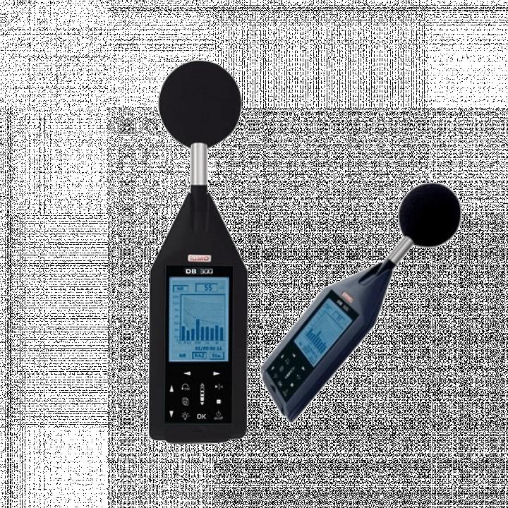 Máy đo độ ồn có phân tích dải tần class 2 Kimo DB300