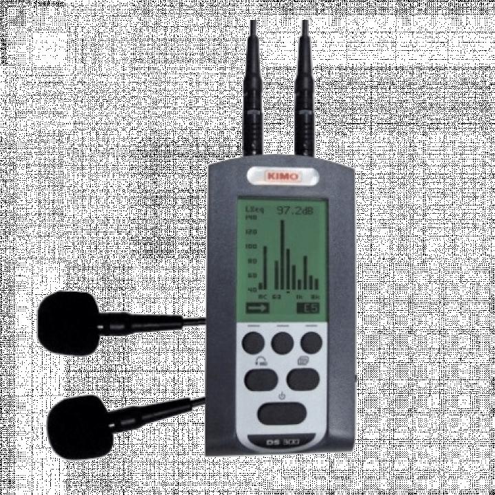 Máy đo độ ồn cá nhân - classe 2 Kimo DS 300