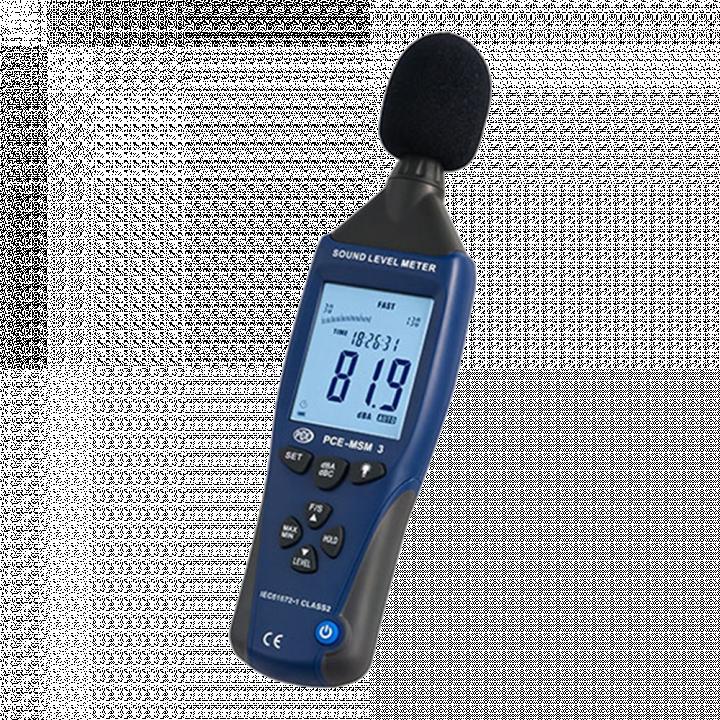Máy đo độ ồn điện tử hiện số PCE PCE-MSM3