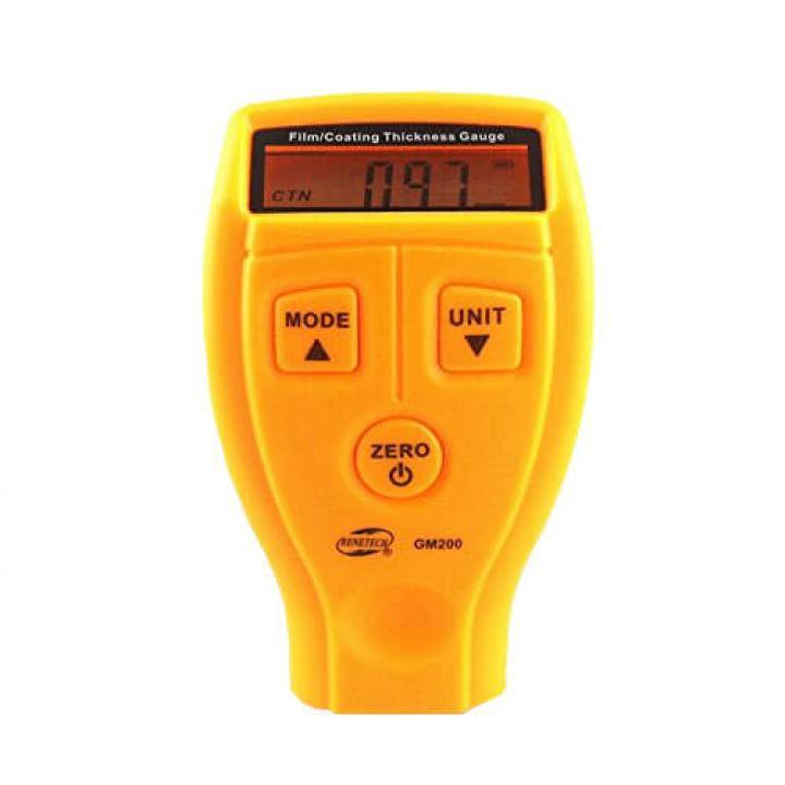 Máy đo độ dày lớp phủ BENETECH GM 200