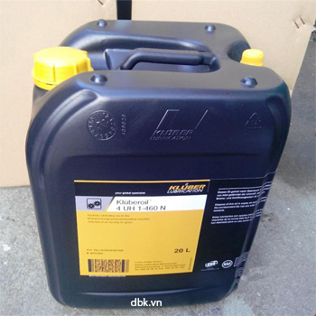 Mỡ Kluber 4UH1-460N 20L/can