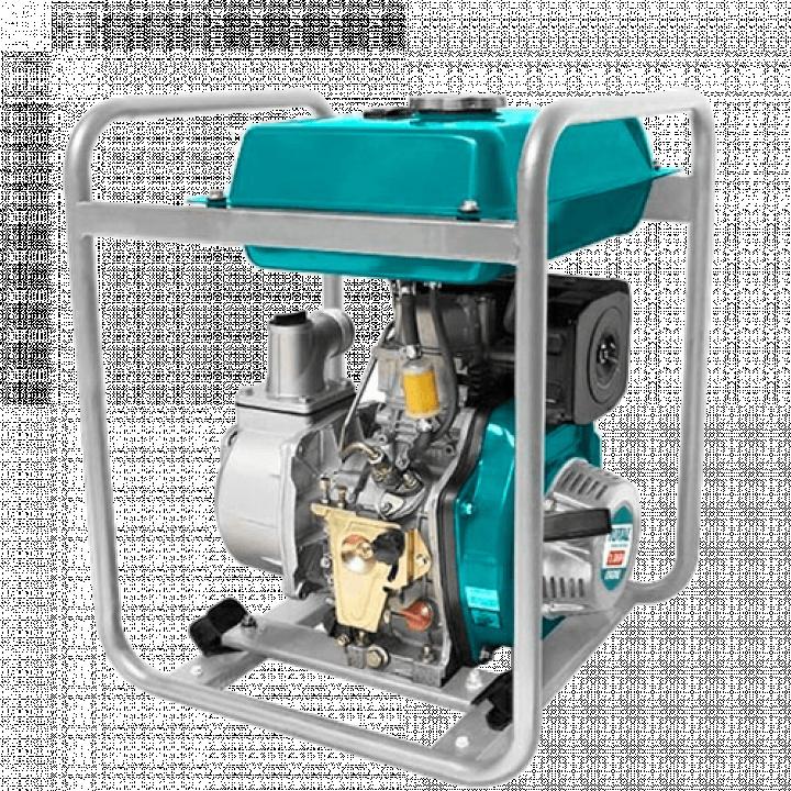 Máy bơm nước dùng dầu đie-zen Total TP5402