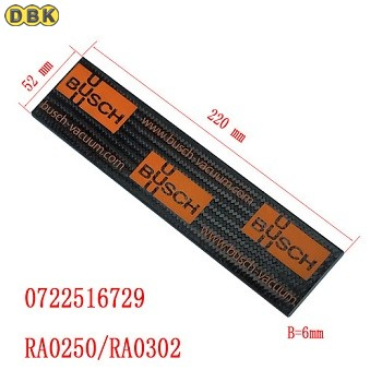 Cánh gạt Carbon Busch 722516729 cho RA0302D