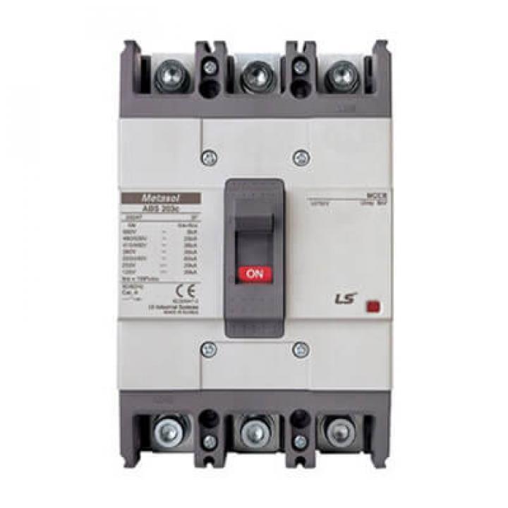 Cầu dao tự động (aptomat) MCCB LS ABS203c 225A