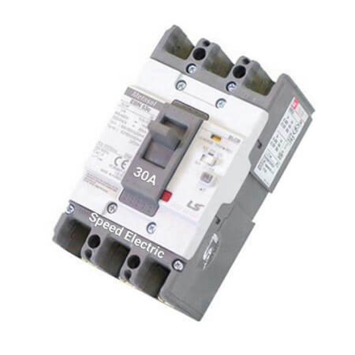 Cầu dao điện chống giật (aptomat) ELCB LS EBN53c 30A