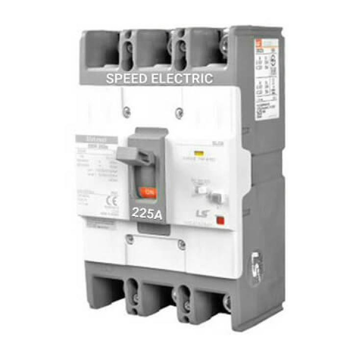 Cầu dao điện chống giật (aptomat) ELCB LS EBN203c 200A