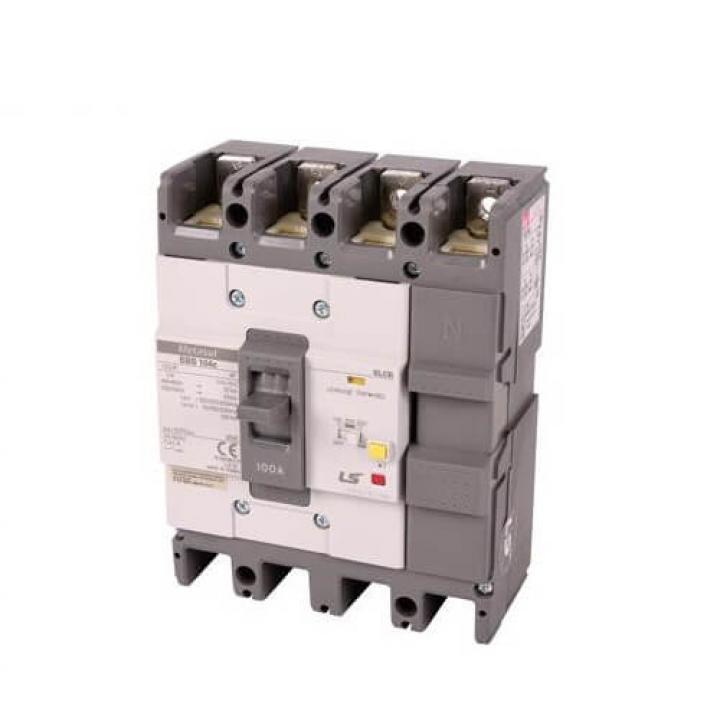 Cầu dao điện chống giật (aptomat) ELCB LS EBN404c 300A