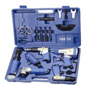 Bộ máy đục, máy cắt, máy mài, máy vặn bu lông hệ inch RONGPENG RP7820N