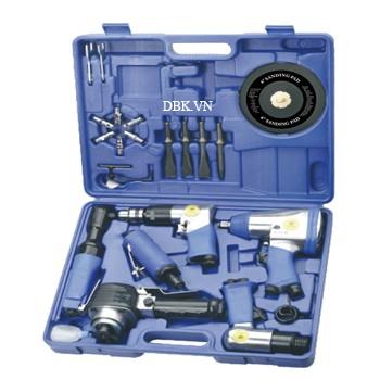 Bộ máy đục, máy cắt, máy mài, máy vặn bu lông hệ inch RONGPENG RP7820