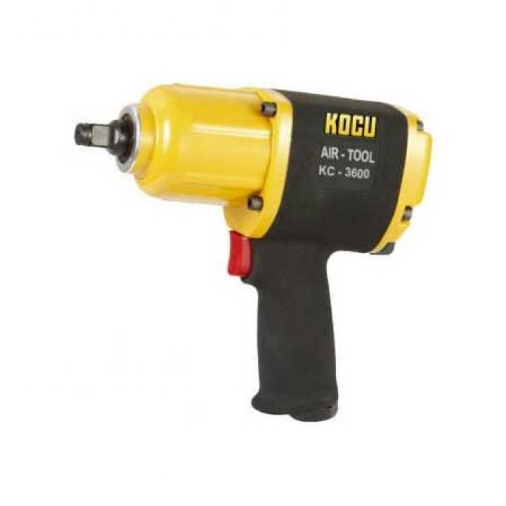 Súng bắn bu lông 1/2 inch 2 búa Kocu KC-3600
