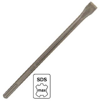 Mũi đục bê tông đầu dẹt Bosch 5 rãnh, 25 x 400mm (2608690125) MD125