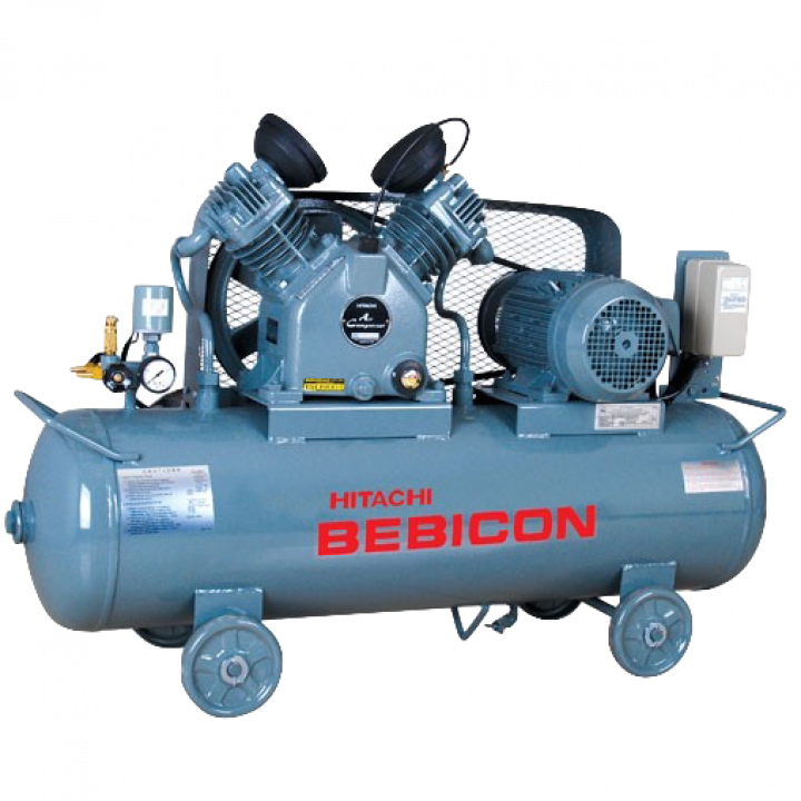 Máy nén khí có dầu Hitachi Bebicon 2.2P-9.5VS5A