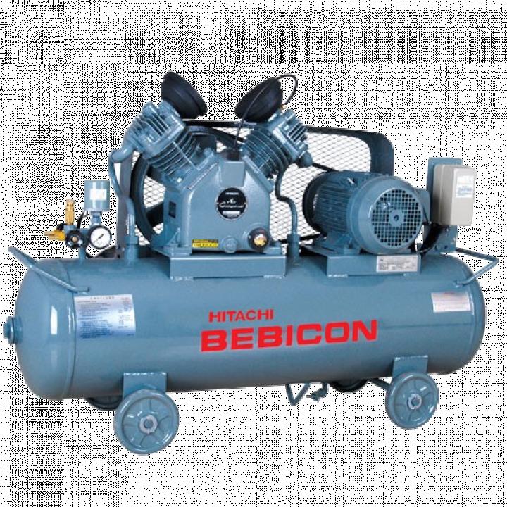 Máy nén khí có dầu Hitachi Bebicon 7.5P-9.5V5A