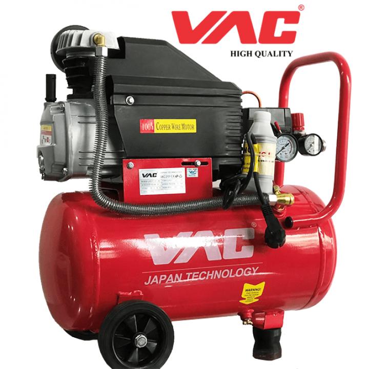 Máy nén khí mô tơ dây đồng VAC VAC2101
