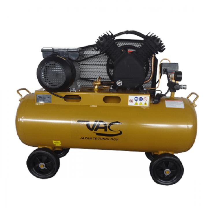 Máy nén khí 2 đầu bơm VAC VA-V-75C